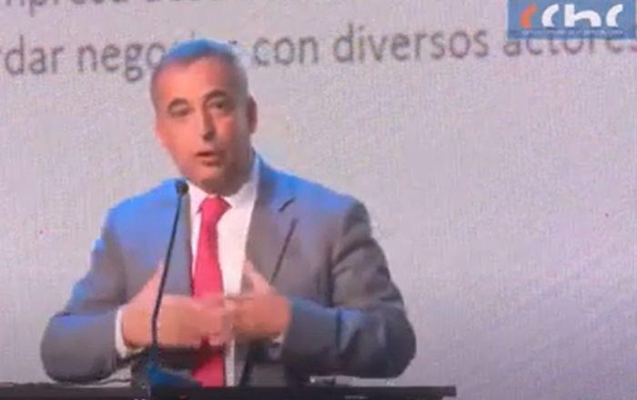 Seminario Construyendo Sostenibilidad - Andrés Arriagada